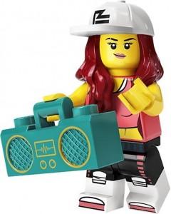 Конструктор LEGO Minifigures Брейкденцер