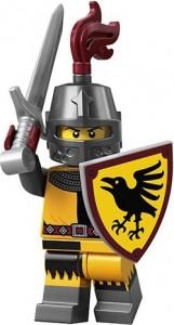 Конструктор LEGO Minifigures Лицар турніру