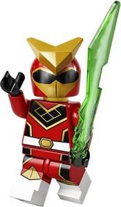 Конструктор LEGO Minifigures Супер воїн