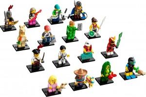 Конструктор LEGO Minifigures - Series 20 - Complete