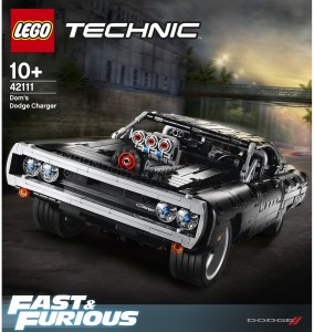 LEGO® Technic Dom's Dodge Charger
