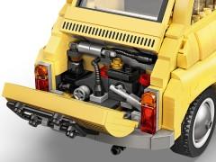 Конструктор LEGO Creator Expert Fiat 500