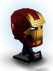 Конструктор LEGO Super Heroes Шолом Залізної Людини