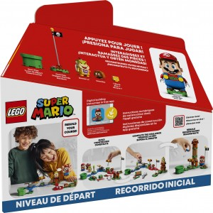 Конструктор LEGO Пригоди з Маріо. Стартовий набір