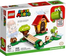 Конструктор LEGO Super Mario Будинок Маріо і Йоші.Додатковий рівень