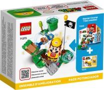 Конструктор LEGO Super Mario Маріо-Будівельник .Бонусний костюм