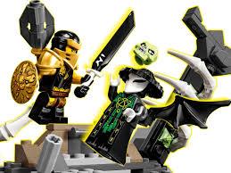 Конструктор LEGO® NINJAGO® Підземелля чаклуна Черепа