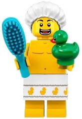 Конструктор LEGO Minifigures Хлопець, який приймає душ 71025/12