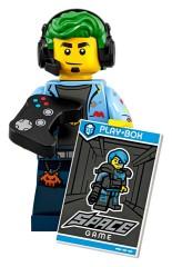 Конструктор LEGO Minifigures Чемпіонка з відеоігр 71025/16