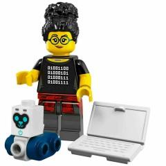 Конструктор LEGO Minifigures Програмістка 71025/14