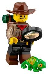 Конструктор LEGO LEGO Minifigures Дослідник джунглів 71025/7