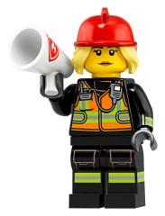 Конструктор LEGO  Пожежниця 71025/13