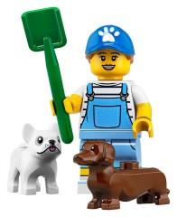 Конструктор LEGO Minifigures Няня для собак 71025/11