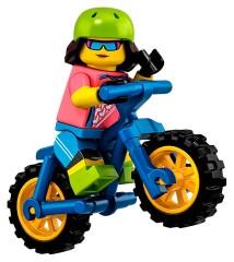 Конструктор LEGO Minifigures Гірська байкерша 71025/5