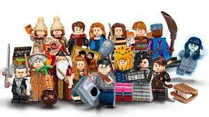 Конструктор LEGO LEGO Minifigures 71028