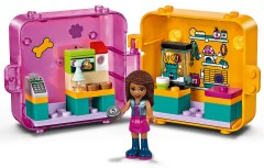 Конструктор LEGO Friends Андреа на шопінгу