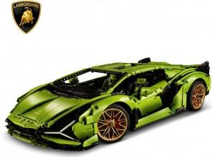 Конструктор LEGO Techniс Lamborghini Sián FKP 37