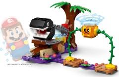 Конструктор LEGO Зустріч джунглів ланцюга Chomp