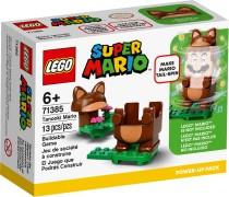 Конструктор LEGO Маріо-танукі. Бонусний костюм
