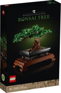 Конструктор LEGO Дерево бонсай