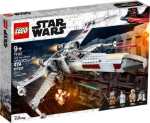 Конструктор LEGO Винищувач X-wing Люка Скайвокера