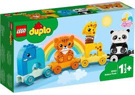 Конструктор LEGO Потяг з тваринами