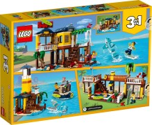 Конструктор LEGO Пляжний будиночок серферів