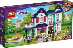 Конструктор LEGO Сімейний будинок Андреа