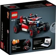 Конструктор LEGO Міні-навантажувач