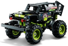 Конструктор LEGO Monster Jam Grave Digger
