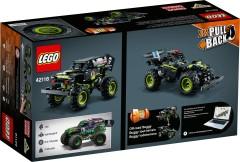 Конструктор LEGO Monster Jam Max D