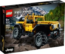 Конструктор LEGO Джип Вранглер