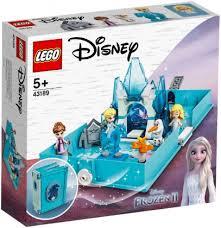 Конструктор LEGO Книга пригод Ельзи й Нокк