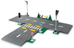 Конструктор LEGO Дорожні плити