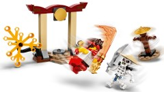 Конструктор LEGO Грандіозна битва: Кай проти Скалкіна