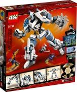 Конструктор LEGO Битва робота-титана Зейна