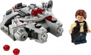 """Конструктор LEGO Мікровинищувач """"Тисячолітній сокол"""""""
