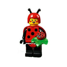 Конструктор LEGO Дівчина сонечко