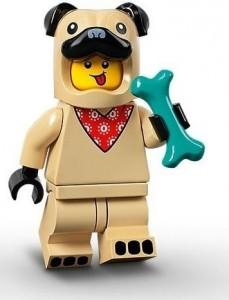 Конструктор LEGO Хлопець у костюмы Мопса