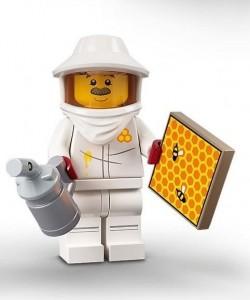 Конструктор LEGO Пасічник
