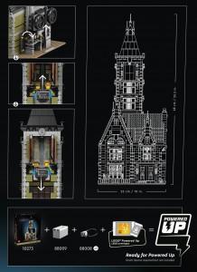 Конструктор Будинок із привидами на ярмарку