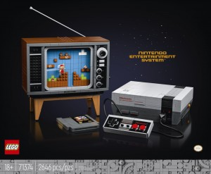 Конструктор Nintendo Entertainment System™