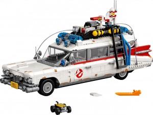 Конструктор LEGO Автомобіль Мисливців за привидами ЕКTO-1