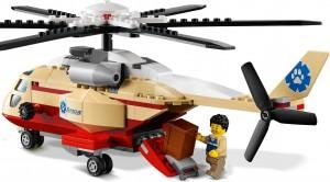 Конструктор LEGO® City  Операція з порятунку диких тварин