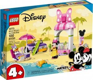 Конструктор LEGO® Mickey and Friends Крамниця морозива Мінні Маус