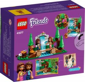 Конструктор LEGO®  Friends Лісовий водоспад