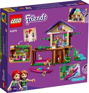 Конструктор LEGO® Friends Лісовий будиночок