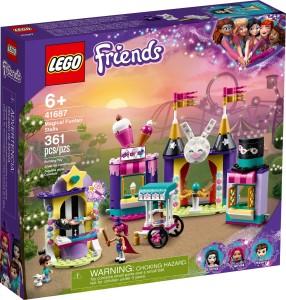 Конструктор LEGO® Friends Магічні ятки на ярмарку