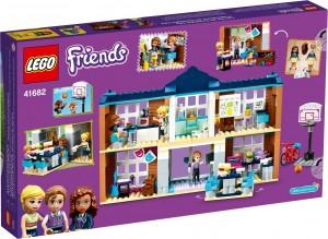 Конструктор LEGO® Friends Школа у Хартлейк-Сіті