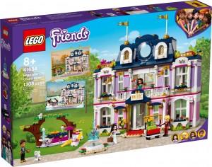 Конструктор LEGO® Friends Гранд-готель у Хартлейк-Сіті